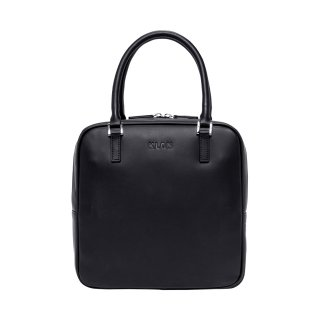 KLON ACTIVE LEATHER BAG -VNM- SQUARE TYPE BLACK