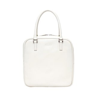 KLON ACTIVE LEATHER BAG -VNM- SQUARE TYPE WHITE