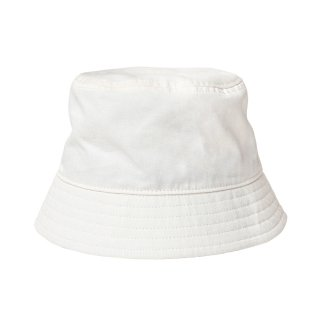 KLON BUCKET HAT SERIAL NUMBER LINE WHITE