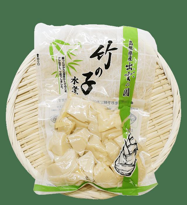 出雲の国  竹の子 水煮(乱切り)
