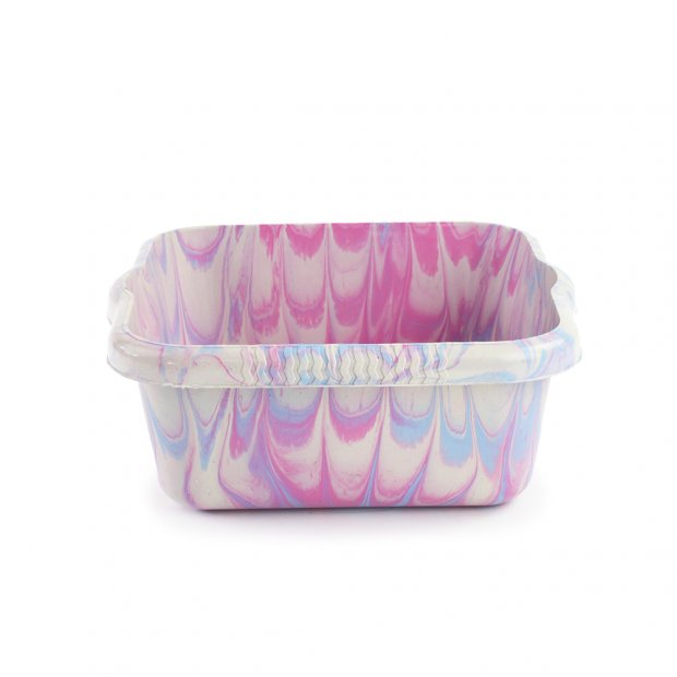 MARBLE BATH BOWL SQUARE (S)