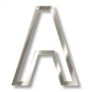【meri meri】 アルファベット シルバープレート ガーランド A-T SALE