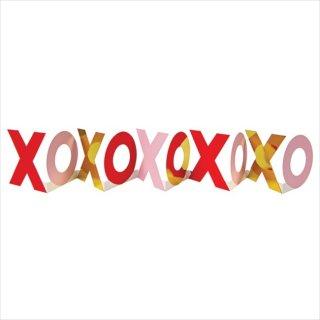 【meri meri】バレンタイン カード XOXOガーランド(16-0134V)