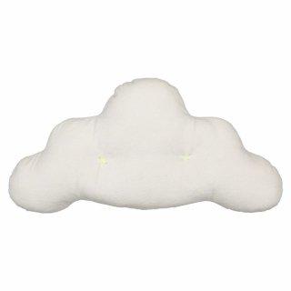 【Meri Meri】雲のカタチのベルベックッション(30-0062)