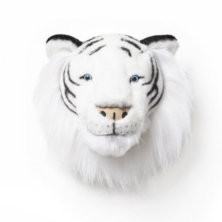【Wild&Soft】アニマルヘッド ホワイトタイガー