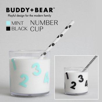 【BUDDY+BEAR バディーアンドベアー】タンブラー(ブラック:BBTW025 ミント:BBTW026) SALE