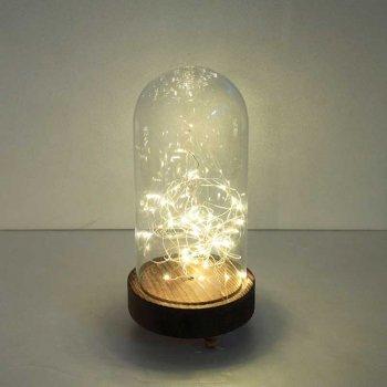 LEDガラスドームライト/ハイタイプ【Sサイズ】(JPDR2021)