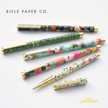 【RIFLE PAPER 】 ライフルペーパー 花柄 ボールペン / 全5種類