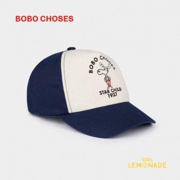 THE MOOSE BASEBALL CAP ヘラジカ デザイン ベースボールキャップ【BOBO CHOSES】 帽子  キャップ ボボショーズ  AW SALE