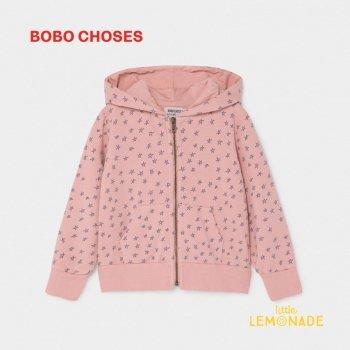 【BOBO CHOSES】 オールオーバースター パーカー 【4-5歳/6-7歳/8-9歳】 ALL OVER STARS  ボボショーズ  AW SALE