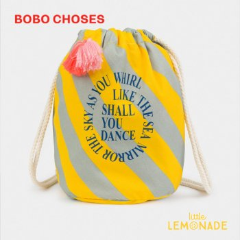 Shall you Dance Lunch Bag【BOBO CHOSES】ランチバッグ   12011002 20SS YKZ SALE