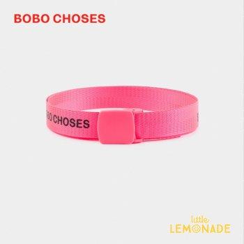 Fluo Pink Bobo Choses Belt【BOBO CHOSES】 ベルト  12011030 ボボショーズ 20SS YKZ