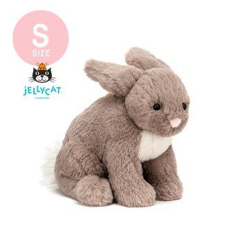 【Jellycat】Riley Rabbit Biege Sサイズ うさぎ バニー ラビット ぬいぐるみ ジェリーキャット (RR6B)  【正規品】