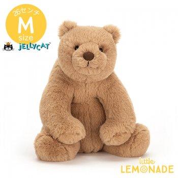 【Jellycat ジェリーキャット】 Mサイズ Cecil Bear ベア ぬいぐるみ 【くま ベージュ ブラウン プレゼント お祝い】 CEC3M