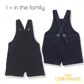 【1+ in the family】オーバーオール CEFALU short overall 【12か月】 (376414201) 20SS  SALE YKZ