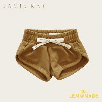 【Jamie Kay】 IVY SHORTIE -GOLD 【1歳/2歳/3歳】 ゴールド ショートパンツ ショーツ 半ズボン  AW SALE
