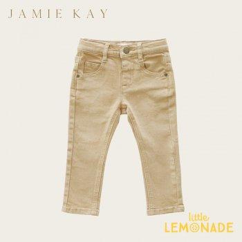 【Jamie Kay】 SLIM FIT JEAN - BARLEY  【1歳/2歳/3歳】 スリムフィットパンツ ボトムス  AW SALE