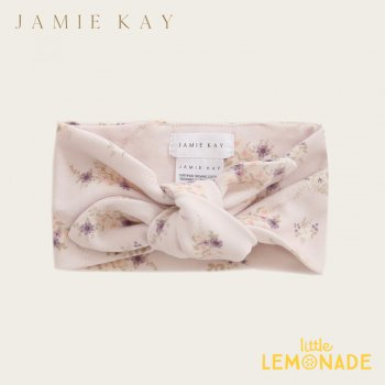 【Jamie Kay】 HEADBAND - SWEET PEA FLORAL ベビー用 子供用 ヘアバンド ヘッドバンド