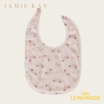 【Jamie Kay】 BIB- SWEET PEA FLORAL ビブ スタイ よだれかけ 涎掛け ベビー 花柄 ジェイミーケイ