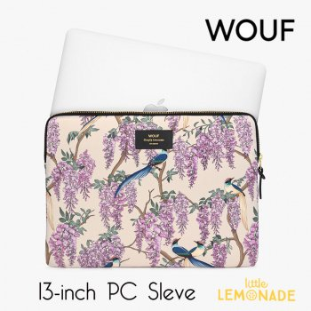 【WOUF】 13インチ PCケース 【Glycine】 パソコン用スリーブ Macbook Pro 13inch PC Sleeve  (S200011)