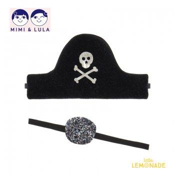 【Mimi&Lula ミミアンドルーラ】 PIRATE DRESS UP SET/パイレーツドレスアップセット ハロウィン 仮装 20AW(505007 03)