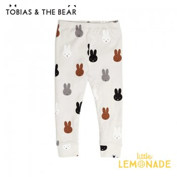 【Tobias & The Bear】 Miffy & Friends leggings レギンス 【6-9/9-12/12-18/18-24/2-3歳/3-4歳/4-5歳】   SALE
