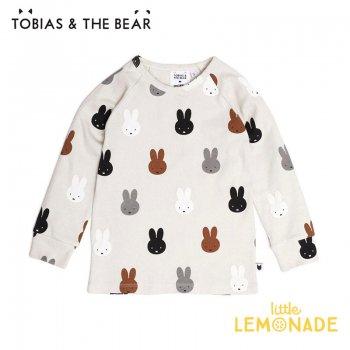 【Tobias & The Bear】 Miffy & Friends long sleeve tee 長袖シャツ  【12-18か月/18-24か月/2-3歳/3-4歳/4-5歳】 ミッフィー