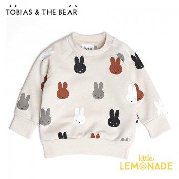 【Tobias & The Bear】 Miffy & Friends sweatshirt 長袖トレーナー【6-12か月/12-18か月/18-24か月/2-3歳/3-4歳/4-5歳】  ミッフィー