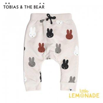 【Tobias & The Bear】 Miffy & Friends  Joggaer スウェットパンツ 【6-9/9-12/12-18/18-24か月/2-3歳/3-4歳/4-5歳】  ミッフィー