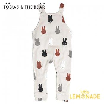 【Tobias & The Bear】 Miffy & Friends Dangaree サロペット 【6-12/12-18/18-24か月】 ミッフィー