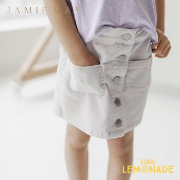 【Jamie Kay】AVA SKIRT - SOFT LILAC【1歳/2歳/3歳/4歳】 コーデュロイ スカート ボトムス ジェイミーケイ  AW SALE