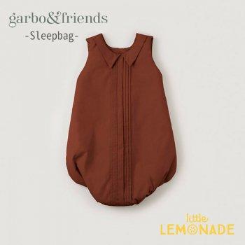 【garbo&friends】 スリーパー/ Ochre Pleats Sleepbag ベビー布団 出産祝い 寝袋 コットン100% GOF459