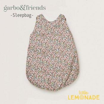 【garbo&friends】 スリーパー/ Floral  Vine Sleepbag ベビー布団 出産祝い 寝袋 コットン100% GOF440