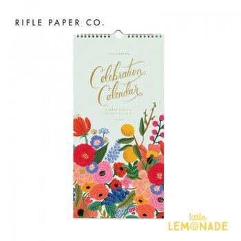 万年カレンダー / セレブレーション・カレンダー(壁掛けカレンダー)【RIFLE PAPER】 CELEBRATION CALENDARS (CAL042)