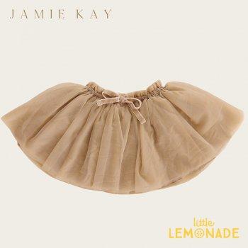 【Jamie Kay】 SOFT TULLE SKIRT - CHAMPAGNE 【1歳/2歳/3歳】 チュールスカート チュチュ バレリーナスカート ジェイミーケイ