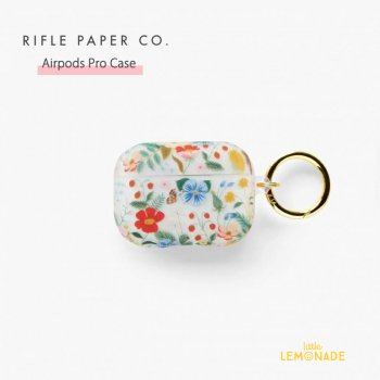 【RIFLE PAPER】 AirPods Pro Case ストロベリーフィールド  STRAWBERRY FIELDS  (PAC005-P)