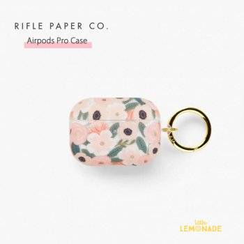 【RIFLE PAPER】 AirPods Pro Case ワイルドフラワー CLEAR WILDFLOWERS (PAC004-P)