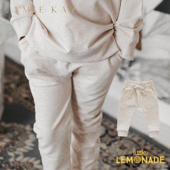 【Jamie Kay】 FLECK MORGAN PANT - HONEY【6-12か月/1歳/2歳/3歳】ズボン 長ズボン ボトムス ジェイミーケイ ニュージーランド 子供 女の子 男の子
