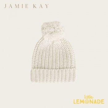 【Jamie Kay】 COSY HAT - FOG FLECK【0-2歳/2歳以上】 ベビー用 子供用 ニット帽 帽子 ジェイミーケイ