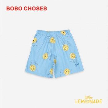 【BOBO CHOSES】 Landscape Swim Bermuda【2-3Y/4-5Y/6-7Y】121AC145 水着 スイムパンツ ボボショーズ アパレル 21SS YKZ