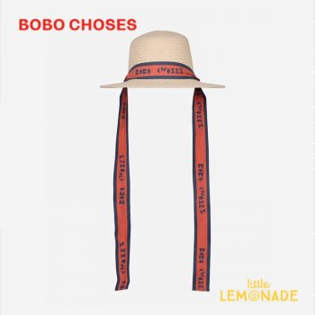 【BOBO CHOSES】 Bobo Choses Hat 【2-6years(52cm)/6-10years(54cm)】  121AI049 帽子  ボボショーズ 21SS YKZ