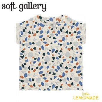【Soft gallery】 Frederick T-shirt【12か月/24か月】 半袖 Tシャツ (755-039-906) 21SS ソフトギャラリー YKZ