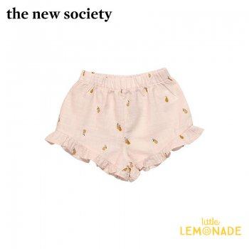 【The New Society】RACHEL BABY SHORT 洋梨ショートパンツ【12か月】 ボトムス 21SS (SS21B340101) YKZ SALE