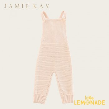 【Jamie Kay】 ALEX ROMPER - TULLE 【3-6か月/6-12か月/1歳/2歳】 ニット オーバーオール  SALE