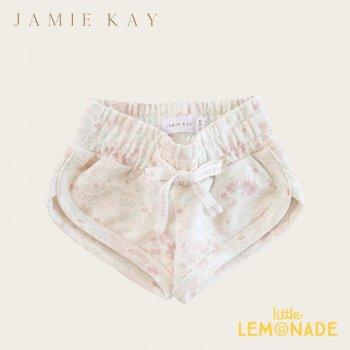 【Jamie Kay】 IVY SHORTIE - WILDFLOWER  【6-12か月/1歳/2歳/3歳/4歳】 ワイルドフラワー プリント ショートパンツ ショーツ