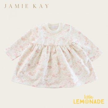 【Jamie Kay】 CHARLOTTE DRESS - WILDFLOWER   【1歳/2歳/3歳】 ワイルドフラワー プリント ワンピース