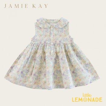 【Jamie Kay】 PIPER DRESS - MAYFLOWER 【1歳/2歳/3歳/4歳/5歳】  丸襟 フラワープリント ワンピース