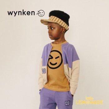 【wynken】 WYNKEN TEE / LION  【 4歳 / 6歳 / 8歳 / 10歳 】 WK10J44 半袖 キッズ ウィンケン 21SS YKZ