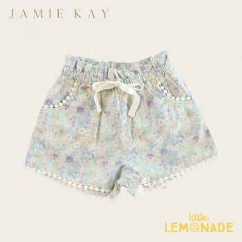【Jamie Kay】 MAIA SHORT - MAYFLOWER 【1歳/2歳/3歳/4歳】 ショートパンツ 花柄 YKZ