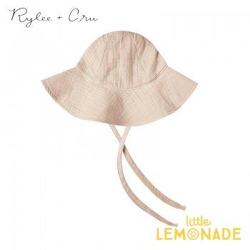 【Rylee+Cru】 floppy sun hat SHELL 【6-12か月/1-3歳】 RCR244HL 帽子 ハット ライリーアンドクルー 2021SS ykz